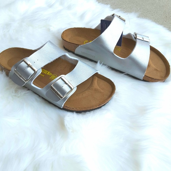 851b64d5a5c5 NWT Birkenstock Arizona Soft Footbed Sandals 11.5